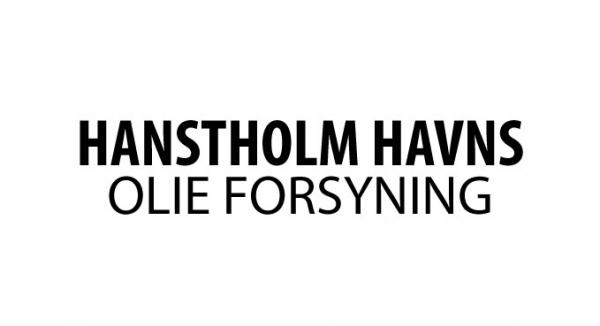 Hansholm havns olie forsyning